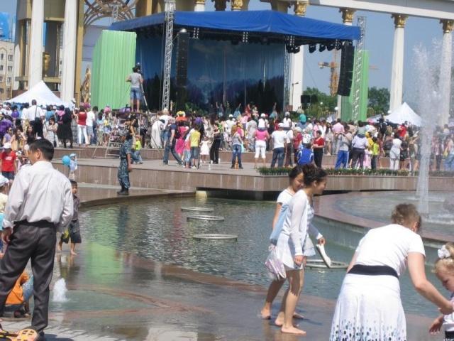 Фестиваль цветов в Алматы - «Алматы – гул кала» Image_17