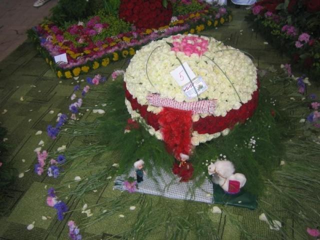 Фестиваль цветов в Алматы - «Алматы – гул кала» Image_20