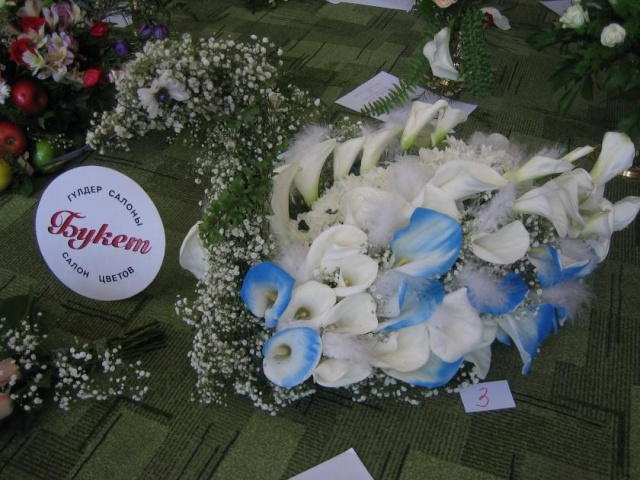 Фестиваль цветов в Алматы - «Алматы – гул кала» Image_22