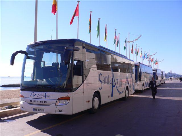 Cars et Bus de la région Paca 15110810