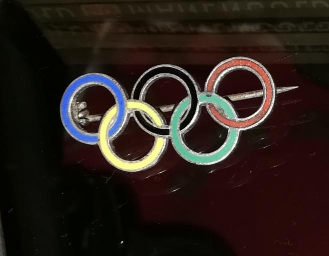 Insigne olympique Img_2086