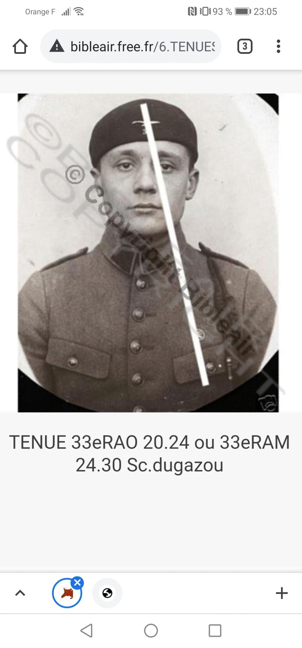 Identification insigne Screen50