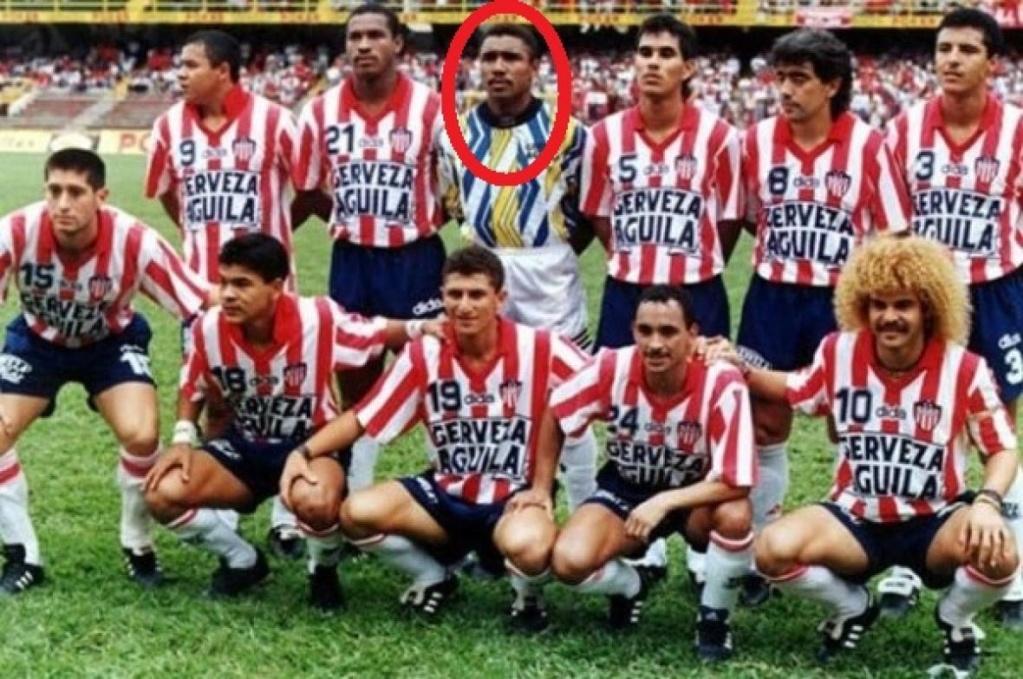 Los porteros más bajos de la historia del futbol -- Shortest goalkeepers of football - Página 2 Jose_m10