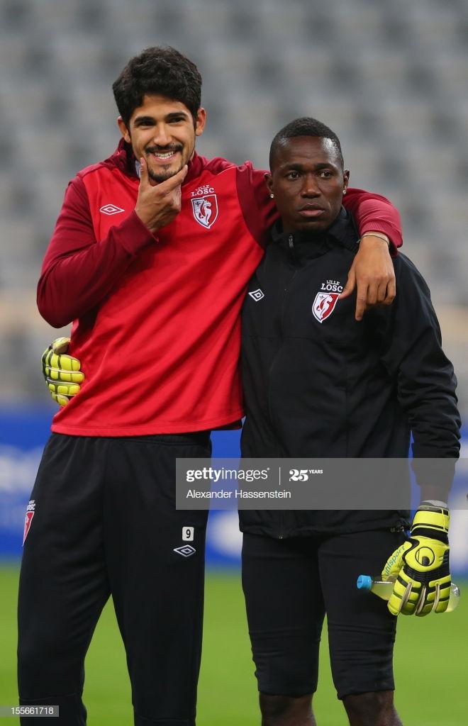 Los porteros más bajos de la historia del futbol -- Shortest goalkeepers in football - Página 6 Mouko11