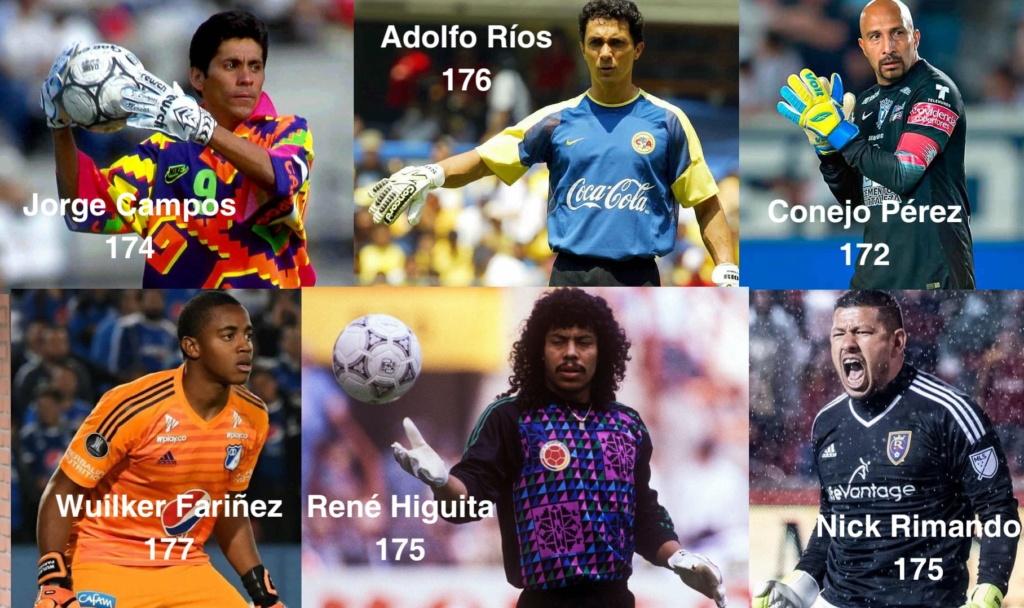Los porteros más bajos de la historia del futbol -- Shortest goalkeepers in football - Página 11 Porter13