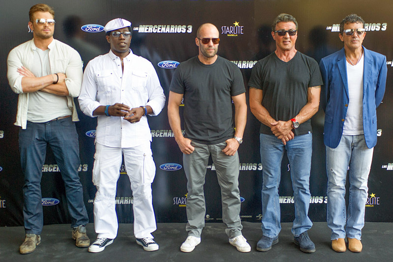 ¿Cuánto mide Sylvester Stallone? - Altura - Real height - Página 2 Wesley10