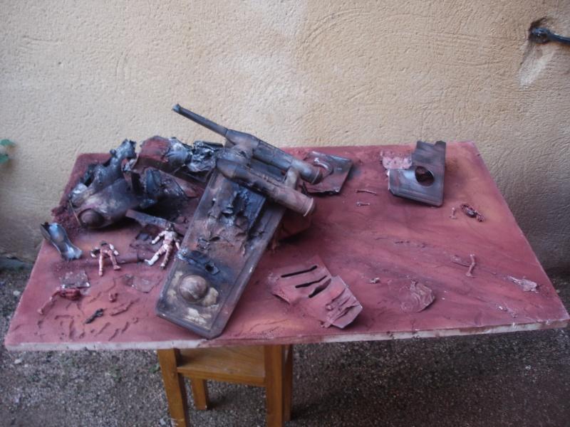 the gunship destroyed after the Battle of Geonosis ah ah :) Dsc08616
