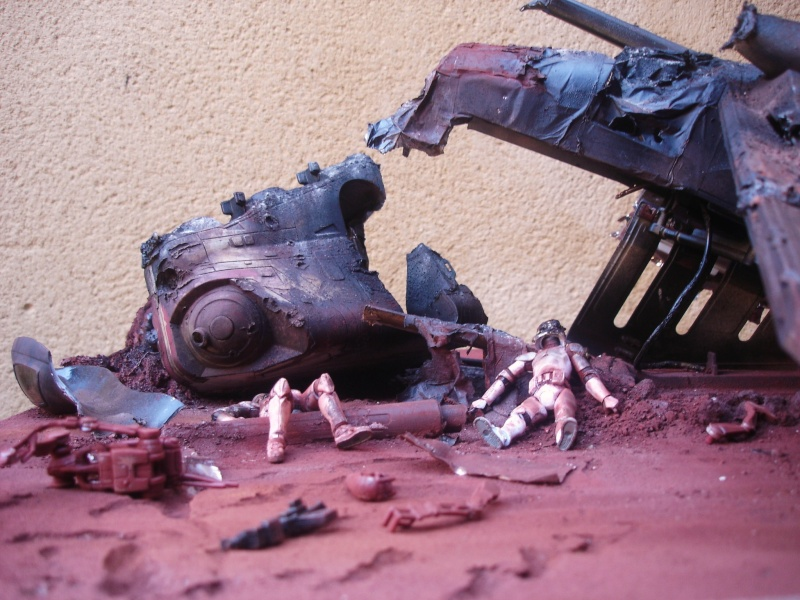the gunship destroyed after the Battle of Geonosis ah ah :) Dsc08617