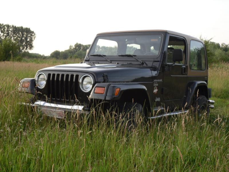 Jeep Wrangler Tj 1997 13083310
