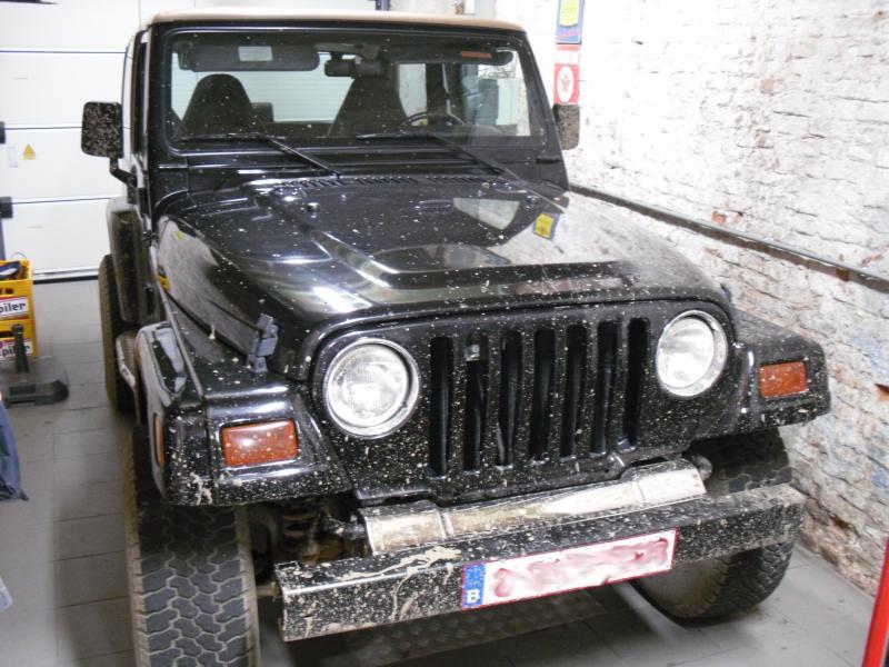 Jeep Wrangler Tj 1997 13083311