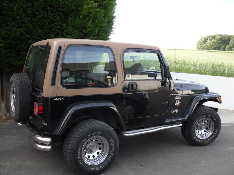 Jeep Wrangler Tj 1997 13083312