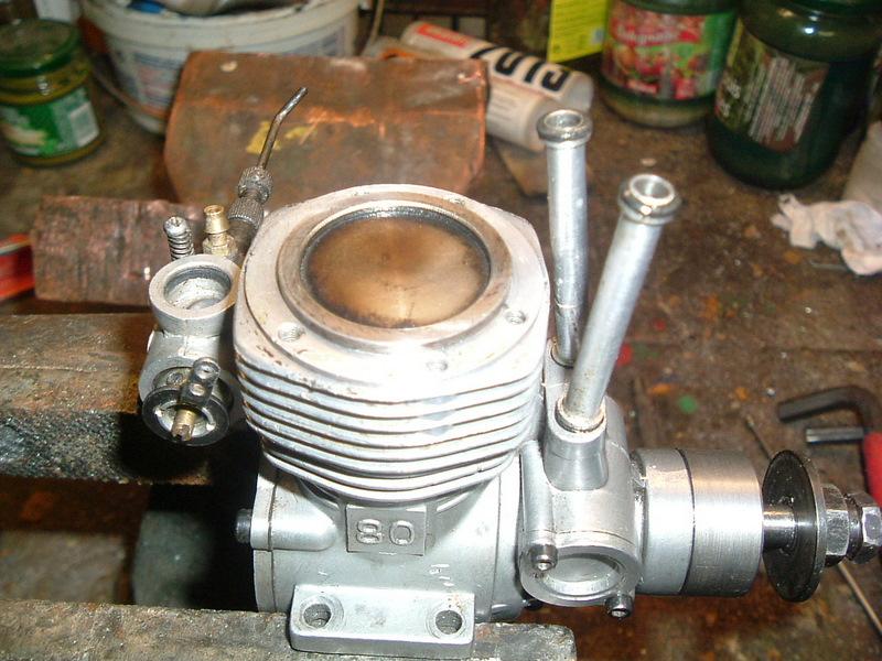 Les moteurs  4 temps (révision et réparations) Dscf2830