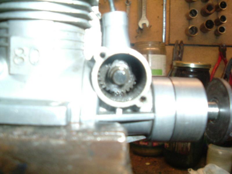 Les moteurs  4 temps (révision et réparations) Dscf2832