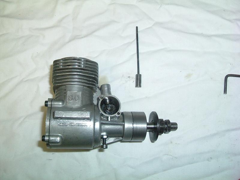 Les moteurs  4 temps (révision et réparations) Dscf2836