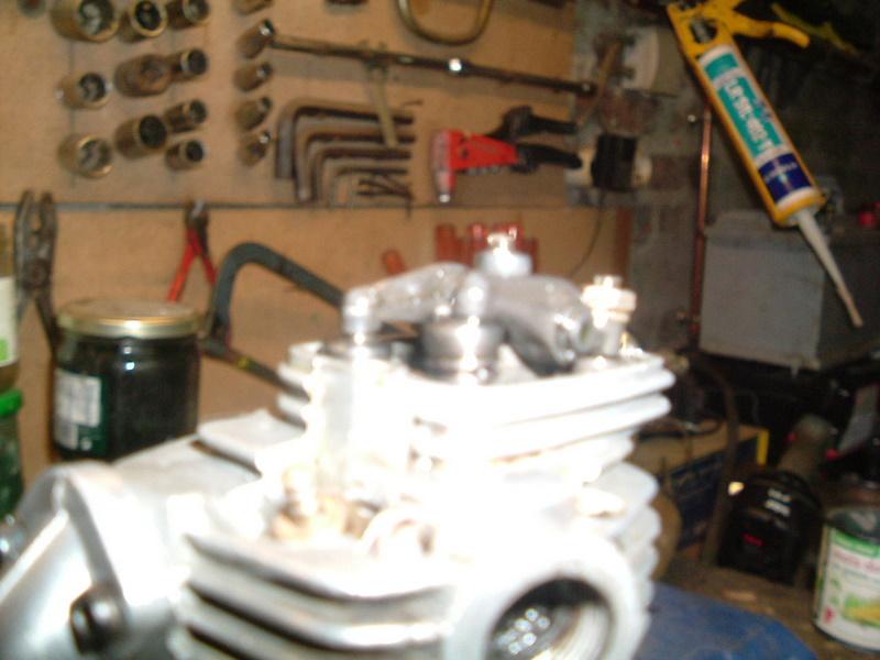 Les moteurs  4 temps (révision et réparations) Dscf2842