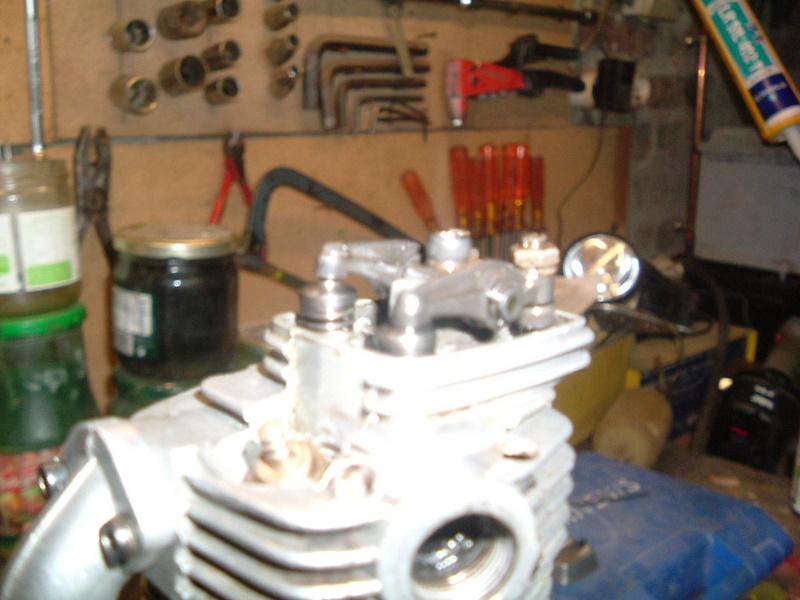 Les moteurs  4 temps (révision et réparations) Dscf2844