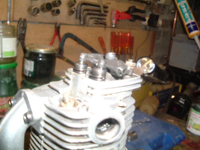 Les moteurs  4 temps (révision et réparations) Dscf2846