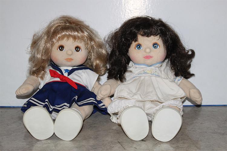 """Ma famille de poupées """"My Child"""" = Mon enfant My_chi10"""