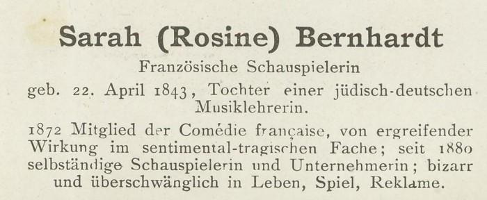 Sammlung Persönlichkeiten des 19. Jahrhunderts Bernha11