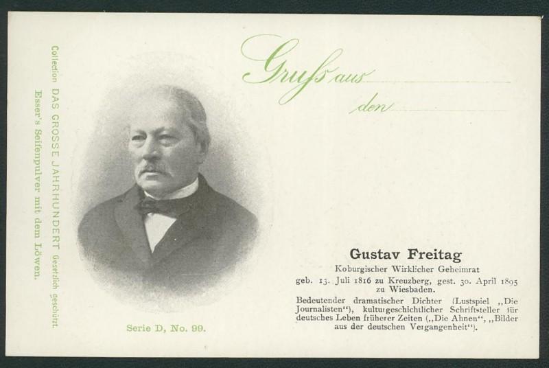 Sammlung Persönlichkeiten des 19. Jahrhunderts Freita10