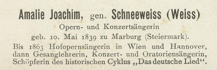 Sammlung Persönlichkeiten des 19. Jahrhunderts Joachi11