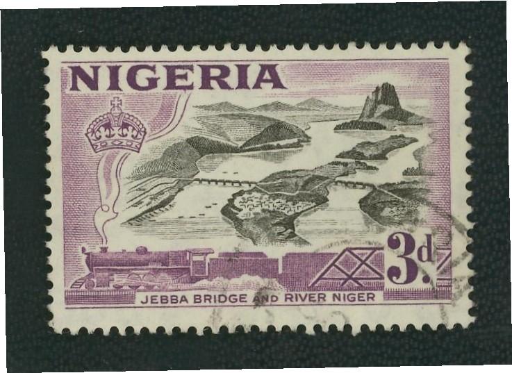 Brücken auf Briefmarken Nigeri10