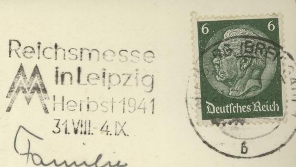 Maschinenwerbestempel - Deutsches Reich Reichs10