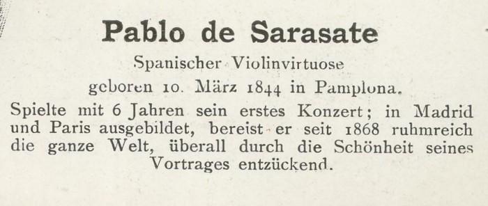 Sammlung Persönlichkeiten des 19. Jahrhunderts Sarasa11