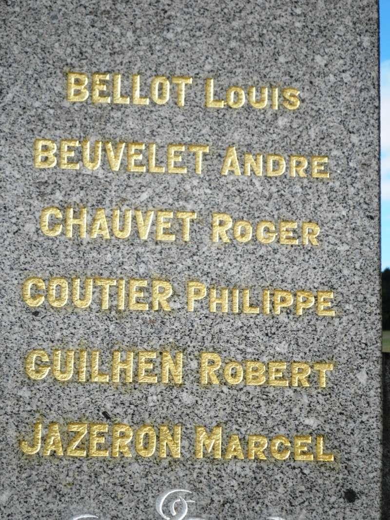 Le Maquis de CHAMPLAT & la Tragédie de la Ferme de CHANTEREINE P8300120