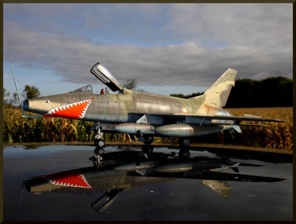 F 100-D TRUMPETER 1/32 Dehors11