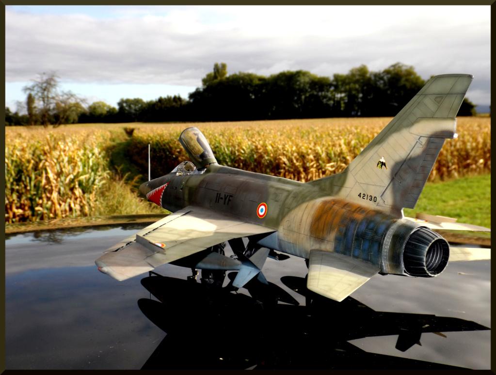 F 100-D TRUMPETER 1/32 Dehors12