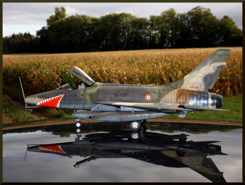 F 100-D TRUMPETER 1/32 Dehors13