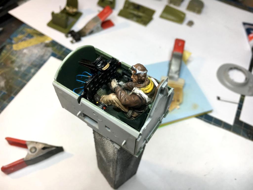 P47-D razorback 1/32 TRUMPETER  Essaie37
