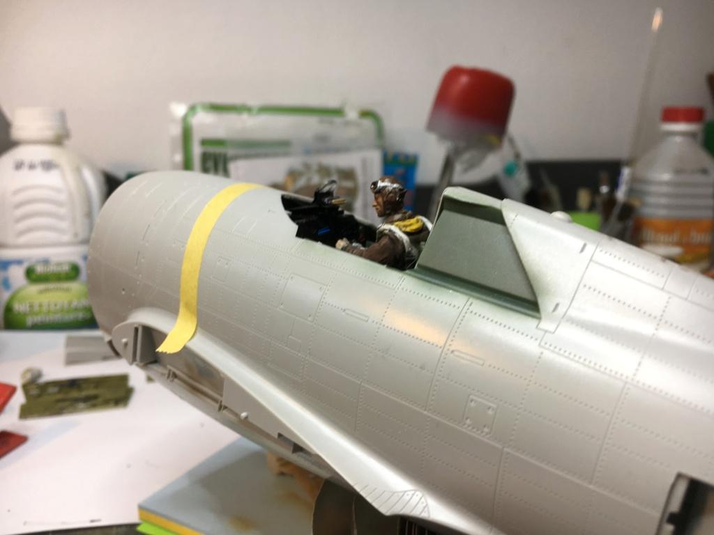 P47-D razorback 1/32 TRUMPETER  Essaie38
