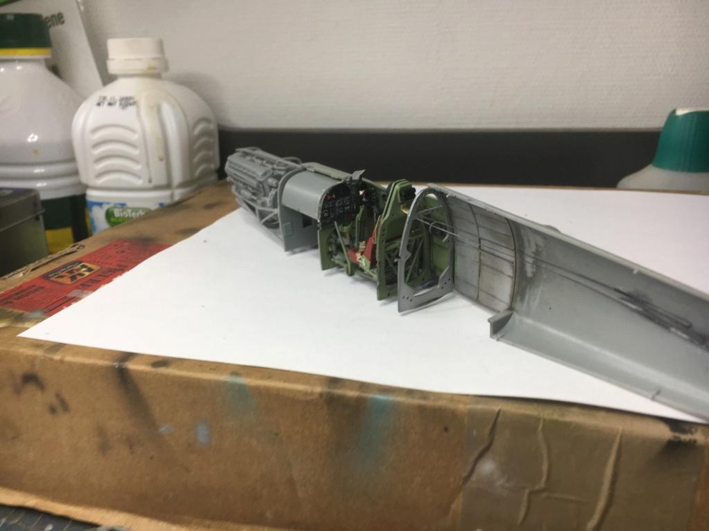 Spitfire MKVb trop  hobbyboss 1/32  Fermet11