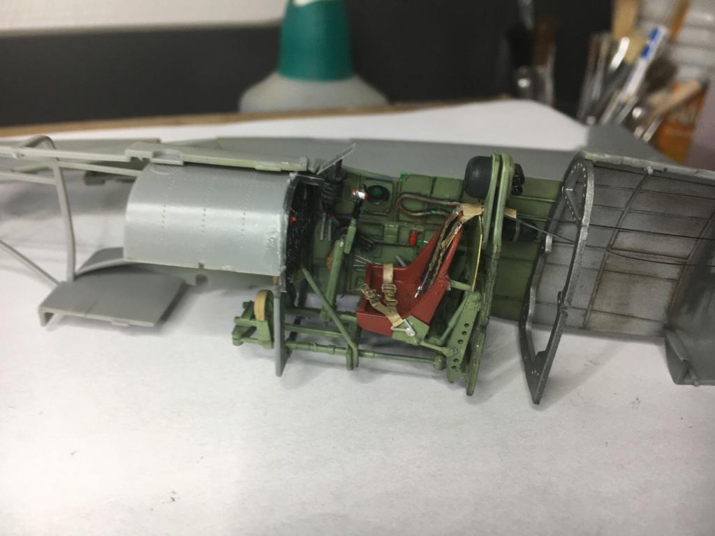 Spitfire MKVb trop  hobbyboss 1/32  Fermet12