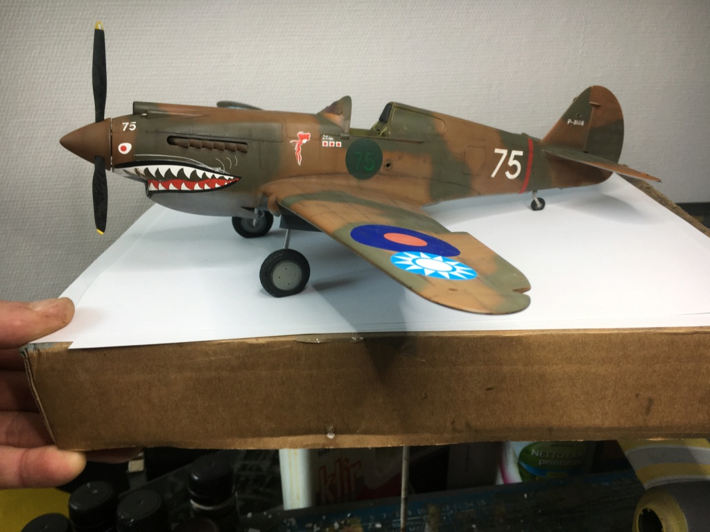 P40 B  trompette 1/32  - Page 4 Helice13