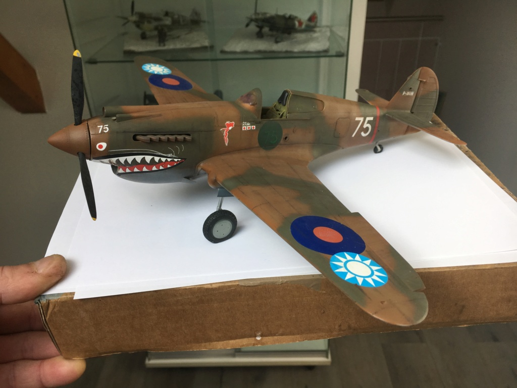 P40 B  trompette 1/32  - Page 4 Helice14