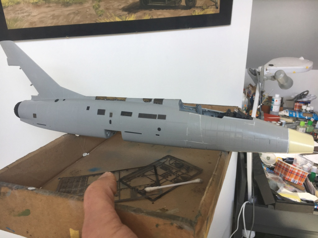 F 100-D TRUMPETER 1/32 - Page 2 Img_5211
