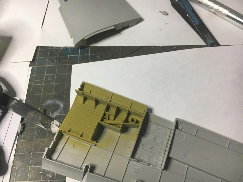P47-D razorback 1/32 TRUMPETER  P40_ec12