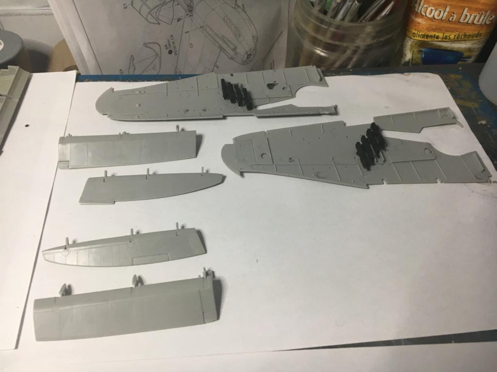 P47-D razorback 1/32 TRUMPETER  P40_ec16