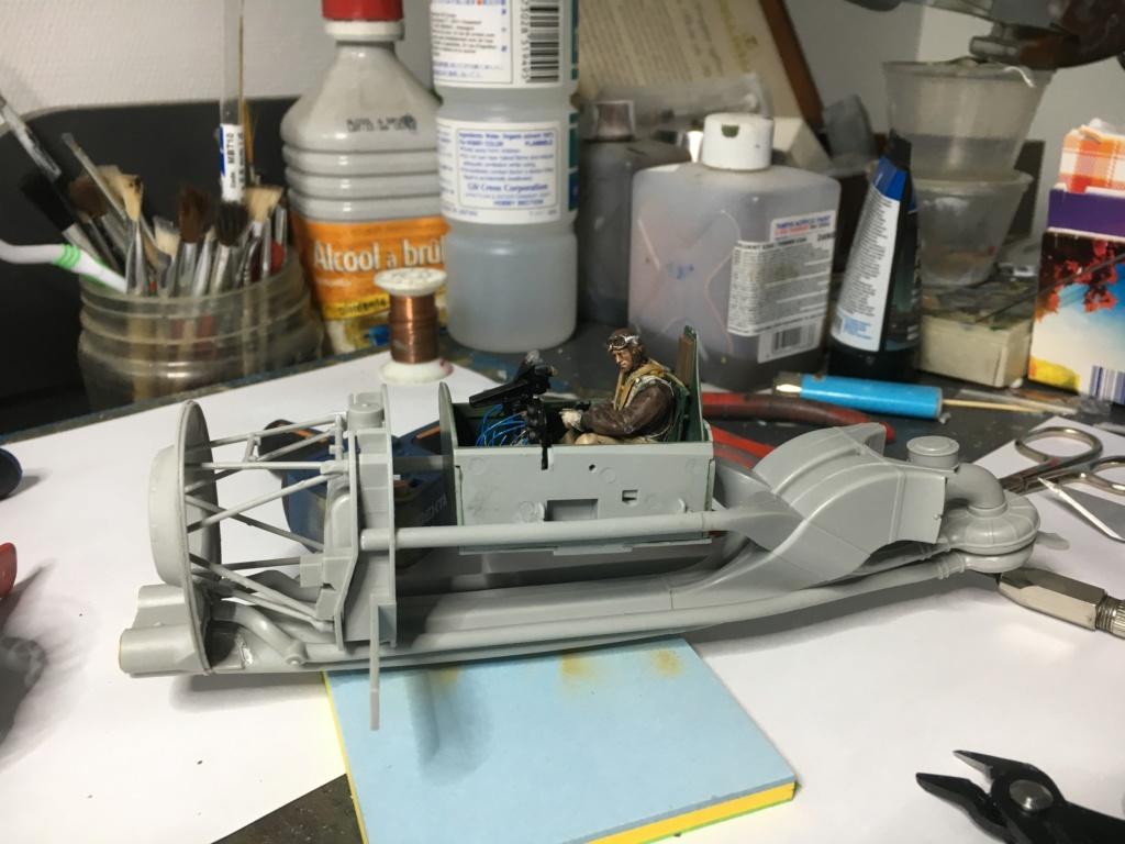 P47-D razorback 1/32 TRUMPETER  Pilot_21