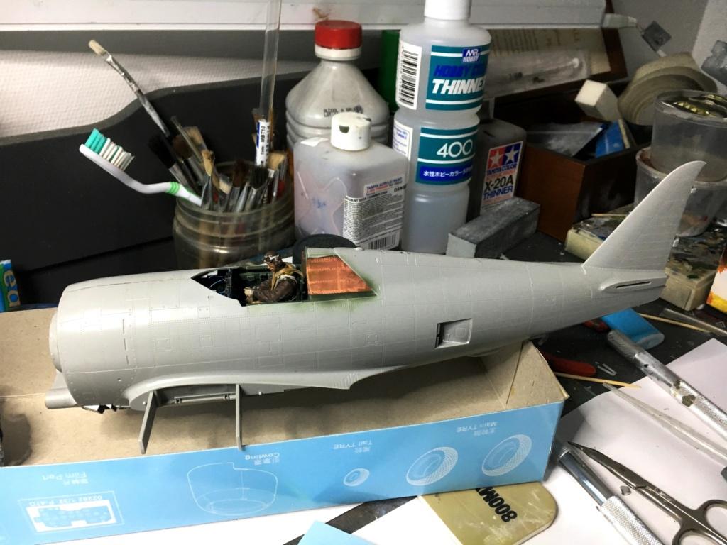 P47-D razorback 1/32 TRUMPETER  Plaque10
