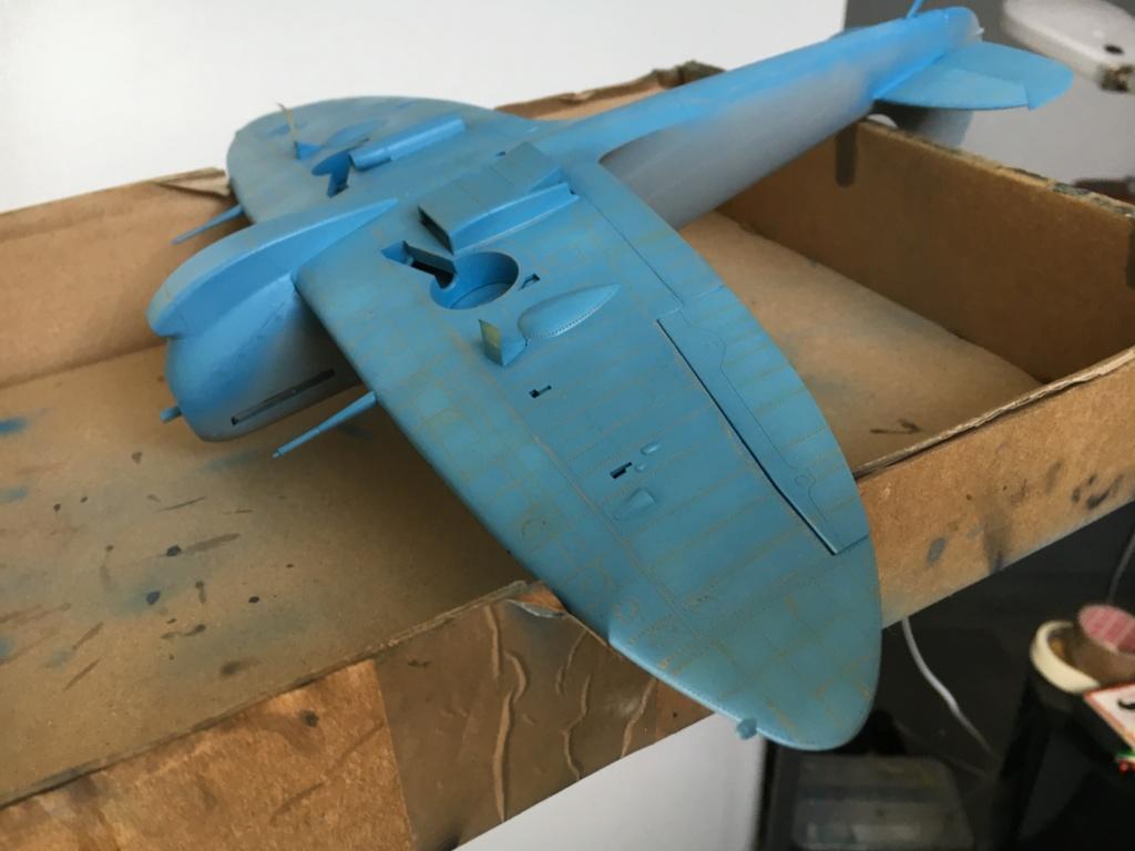 Spitfire MKVb trop  hobbyboss 1/32  - Page 2 Repris21