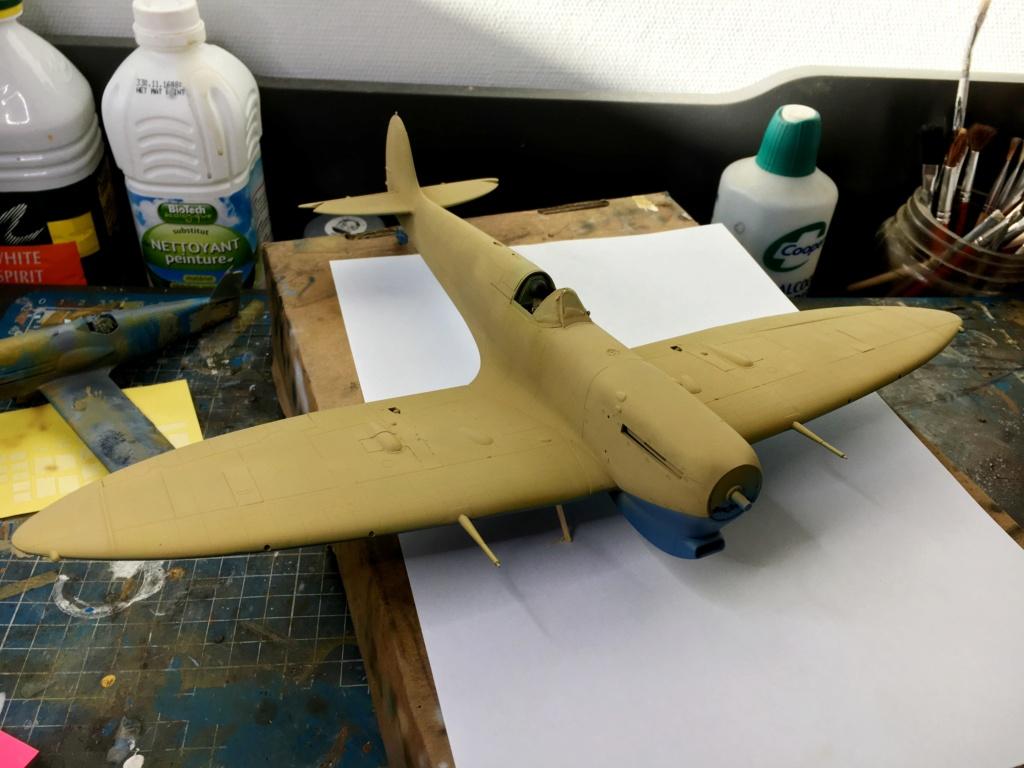 Spitfire MKVb trop  hobbyboss 1/32  - Page 2 Repris29