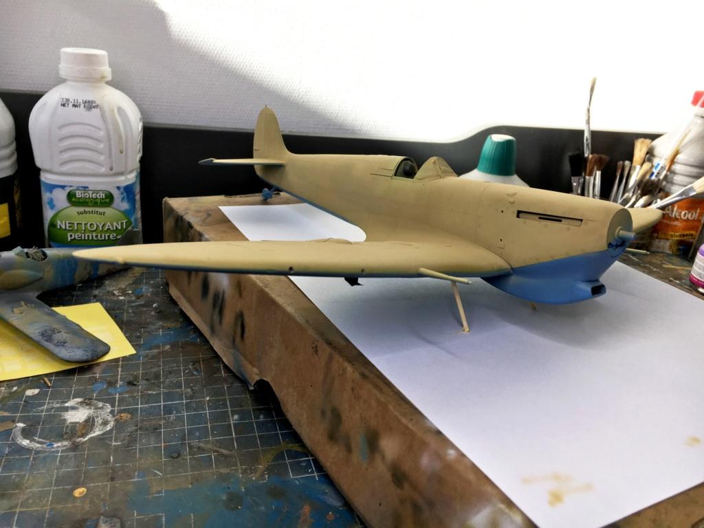 Spitfire MKVb trop  hobbyboss 1/32  - Page 2 Repris31