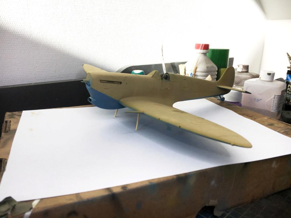Spitfire MKVb trop  hobbyboss 1/32  - Page 2 Repris33