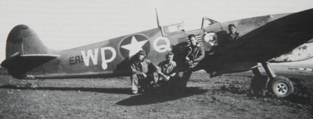 Spitfire MKVb trop  hobbyboss 1/32  Spitfi12