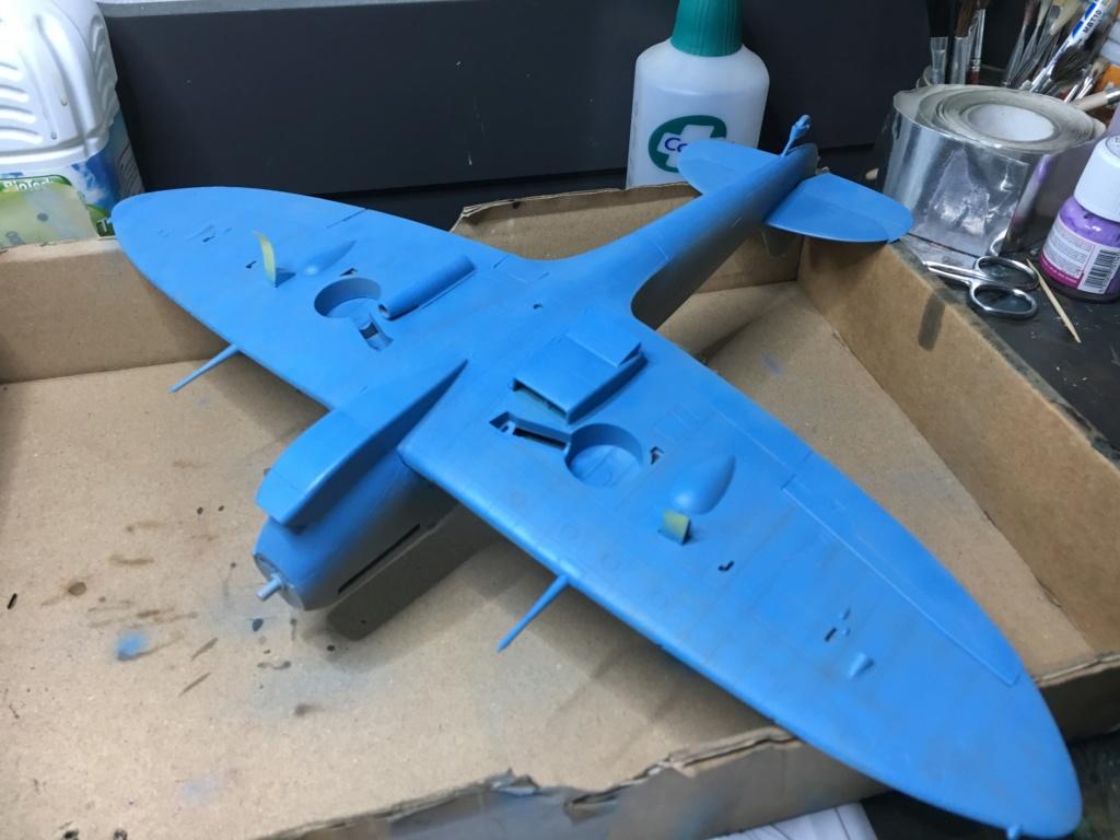 Spitfire MKVb trop  hobbyboss 1/32  - Page 2 Spitvb10