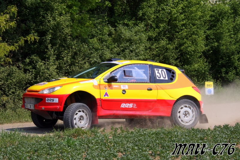 Recherche Numèro 30 J-Claude Costes-Blondet Coralie Rally310